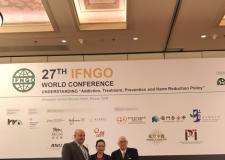 第27届国际预防药物与物质成瘾非政府组织联盟(IFNGO)大会纪要