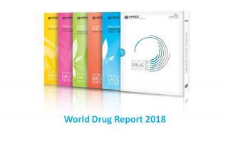 《2018年世界毒品报告》(中文摘要、英文版全文)