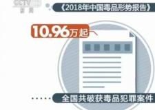 2018年中国毒品形势报告(全文)