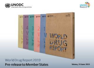 《2019年世界毒品报告》(中文提要及英文全文)